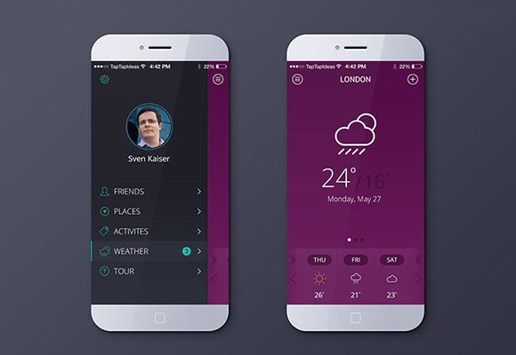 weather-app-psd
